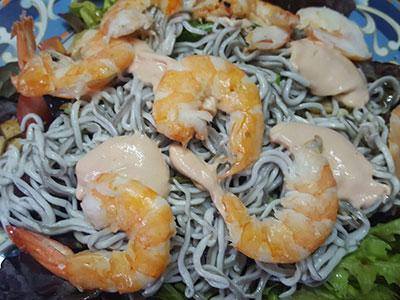 ensalada-templada-gulas-restaurante-arantza